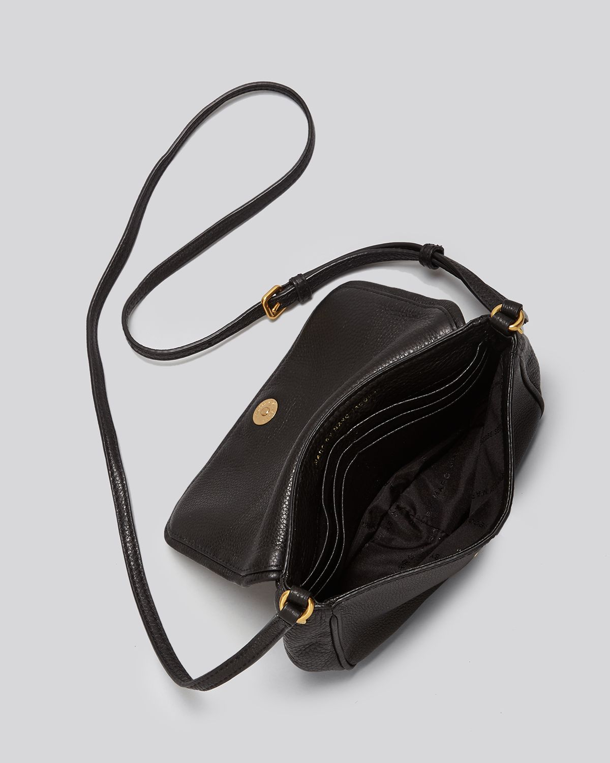 Marc By Marc Jacobs Crossbody - Too Hot To Handle Sofia in Black