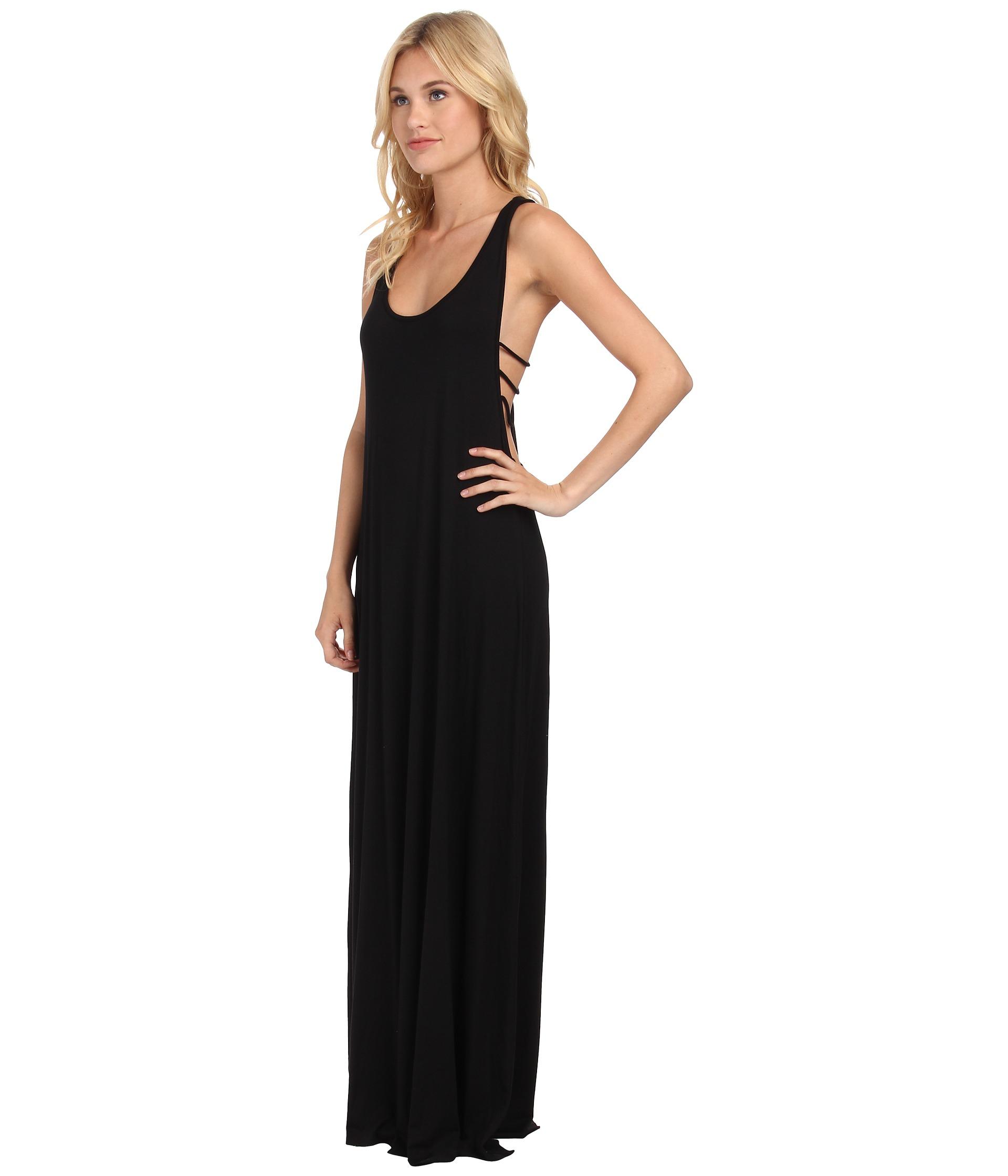 Rachel pally black maxi dress