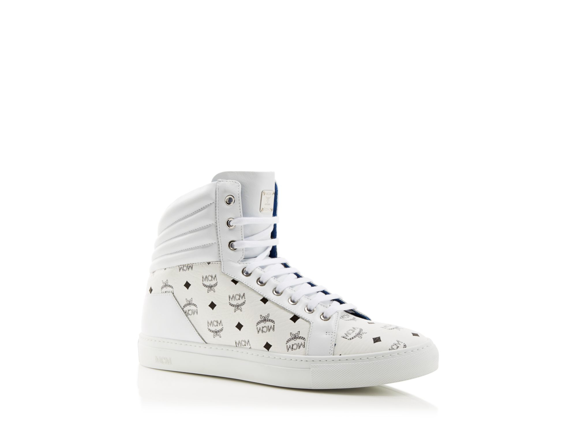 Carryover White Sneakers Men's Top High 6f7gvYby