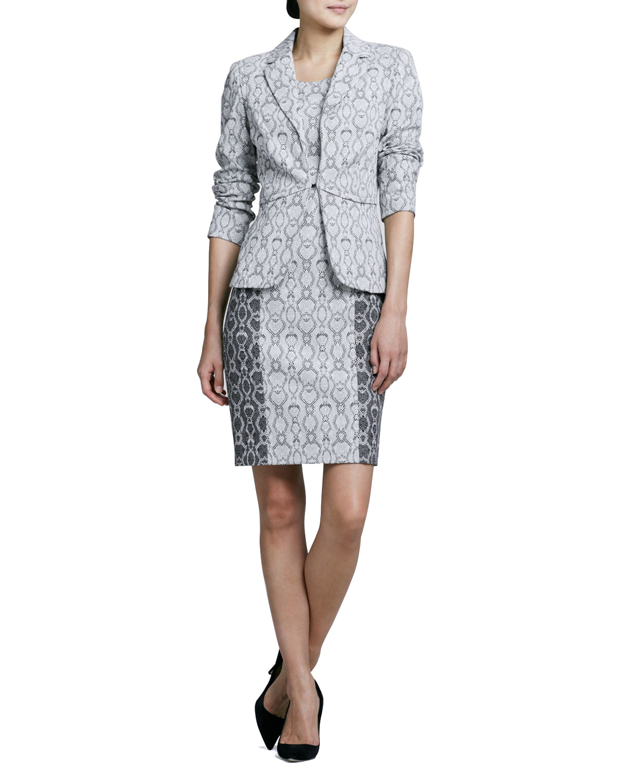 Creative Jessica Howard Women39s PlusSize Dress And Jacket Set