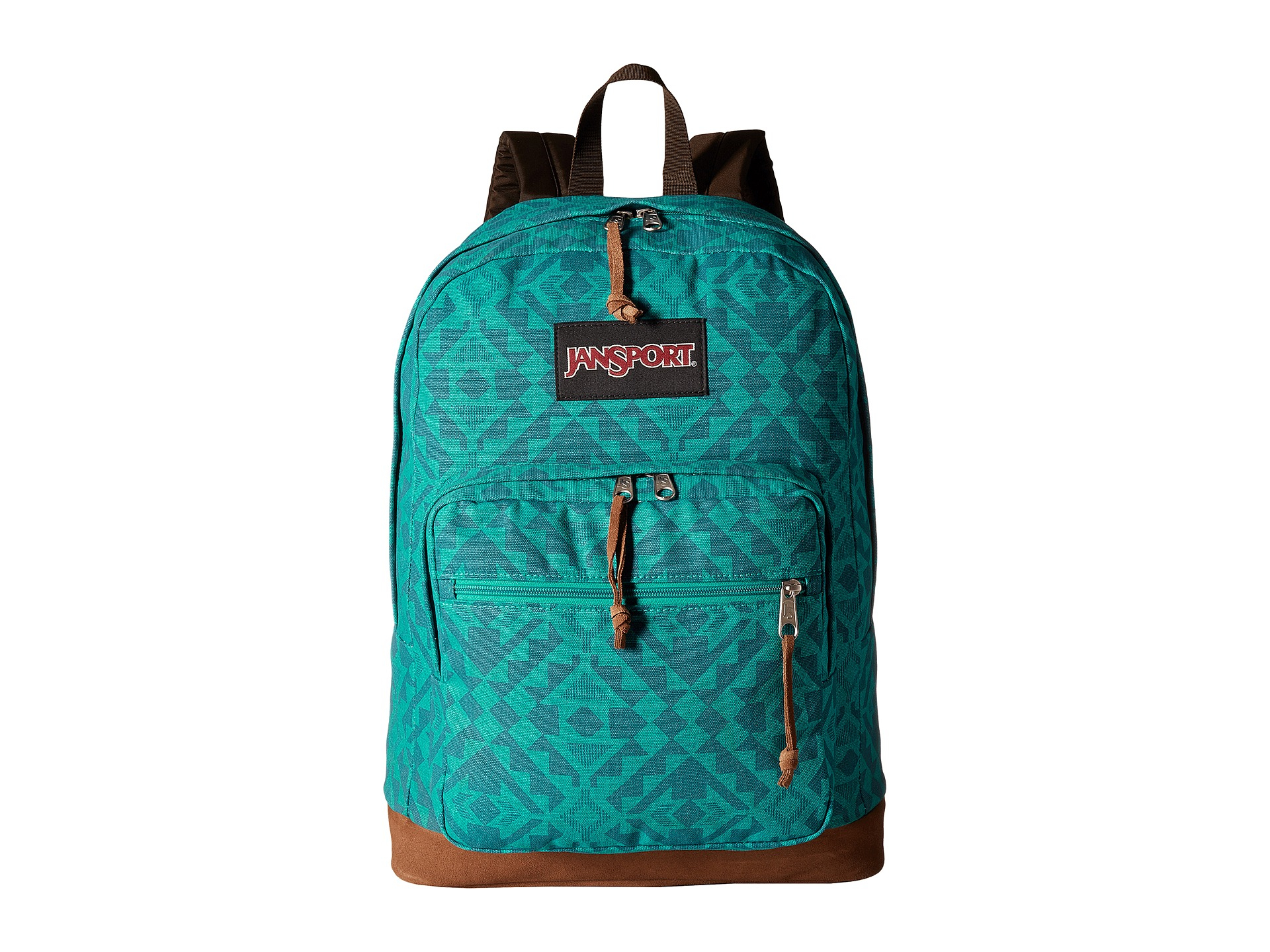 jansport right pack expressions in blue lyst