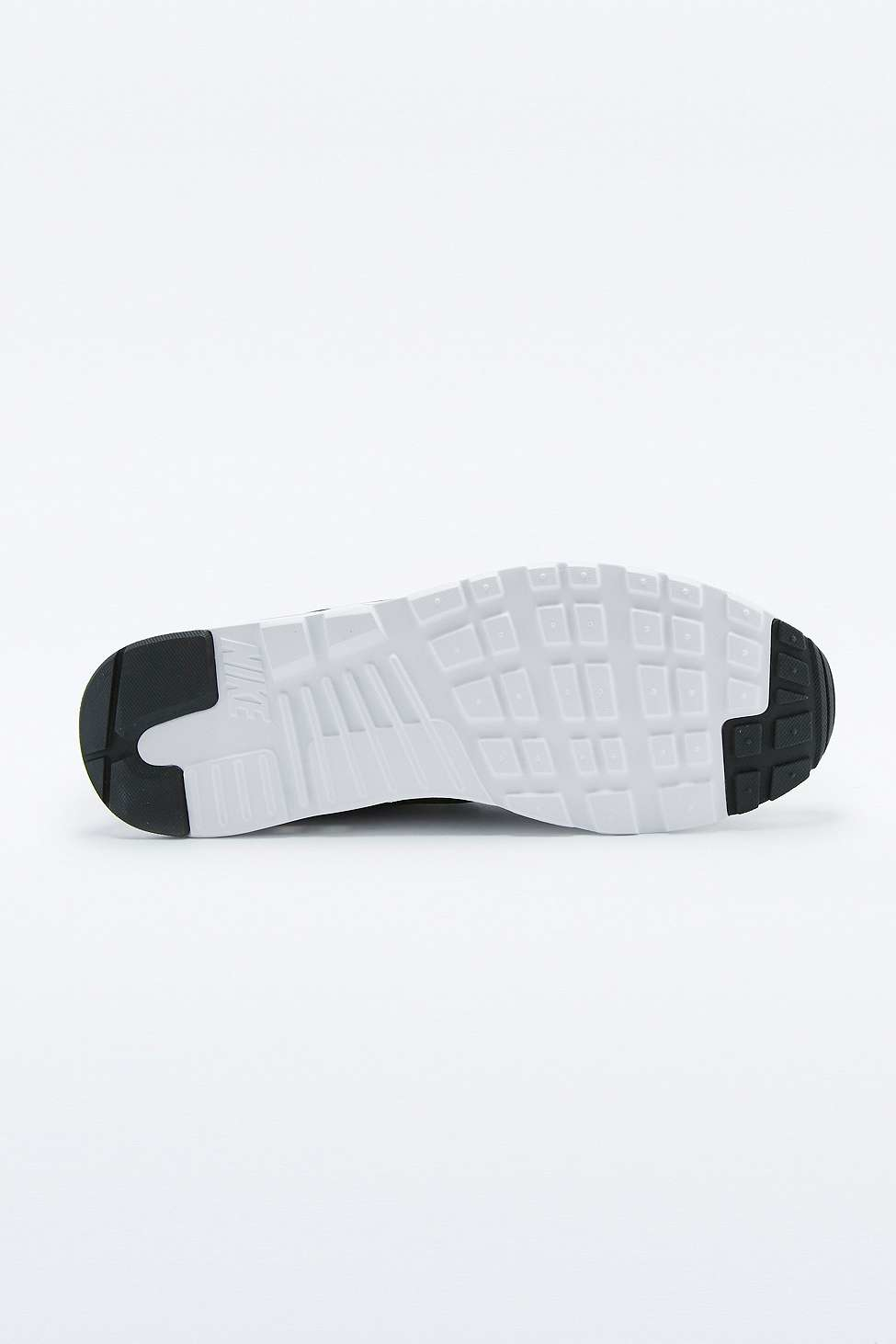 Nike Air Max Tavas Blue Leather Trainers for Men