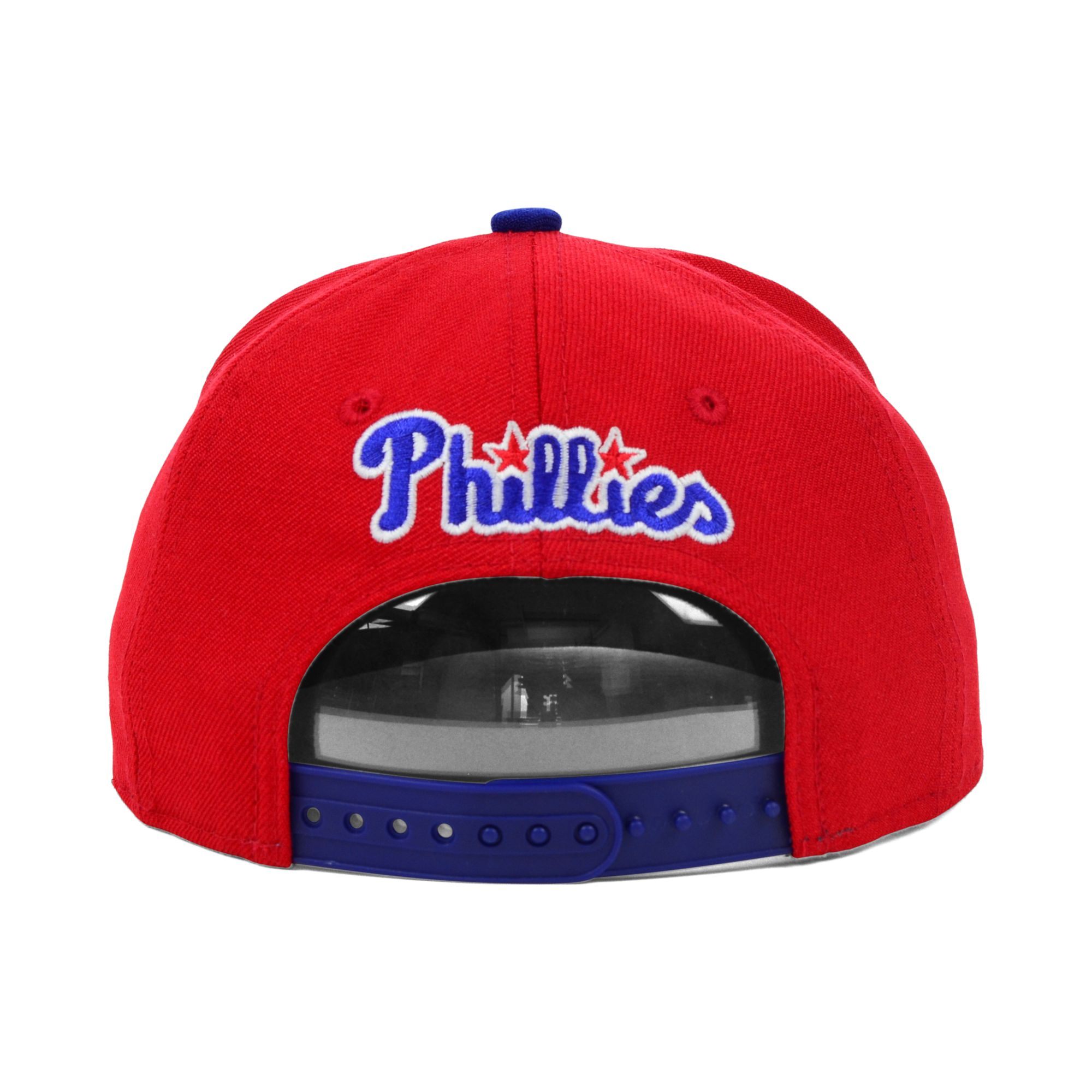 c3d683c37722b Lyst - KTZ Kids Philadelphia Phillies 9fifty Snapback Cap in Red for Men