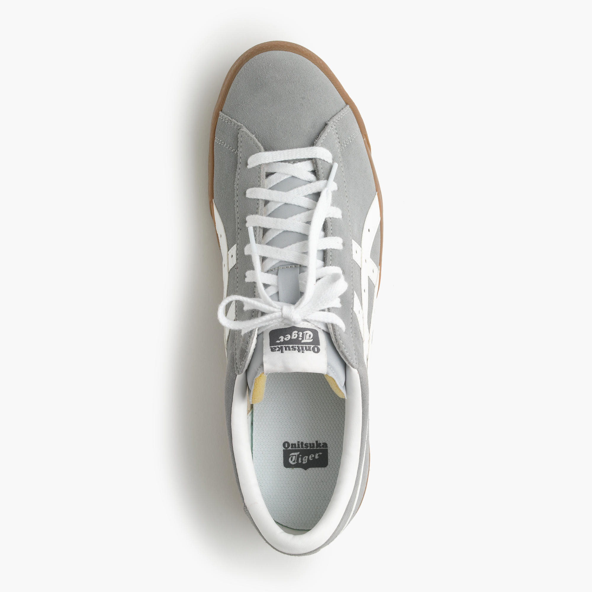 best loved 7832e 13a35 J.Crew Gray Onitsuka Tiger Fabre Low Sneakers for men