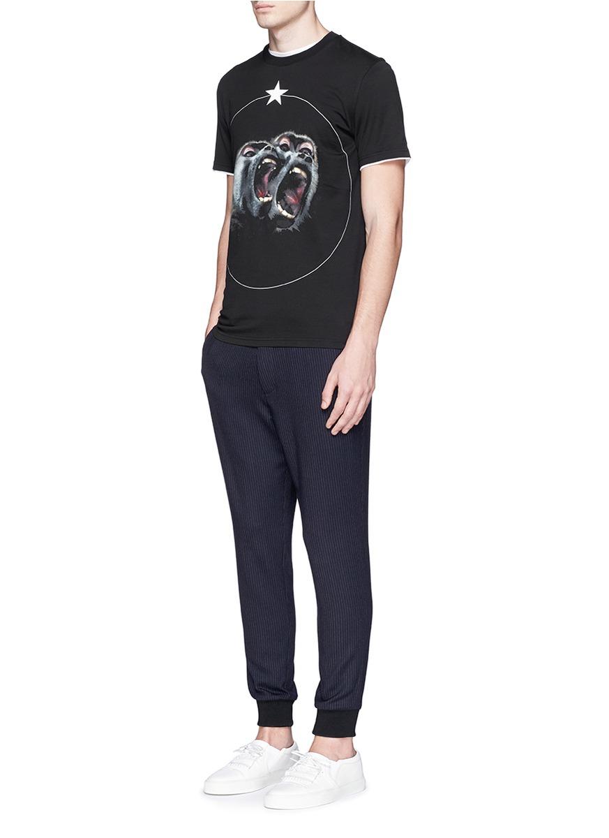 70f6e26b2 Givenchy Monkey T Shirt   The Art of Mike Mignola