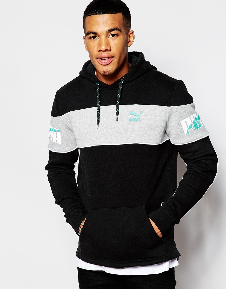 Black hoodies for men
