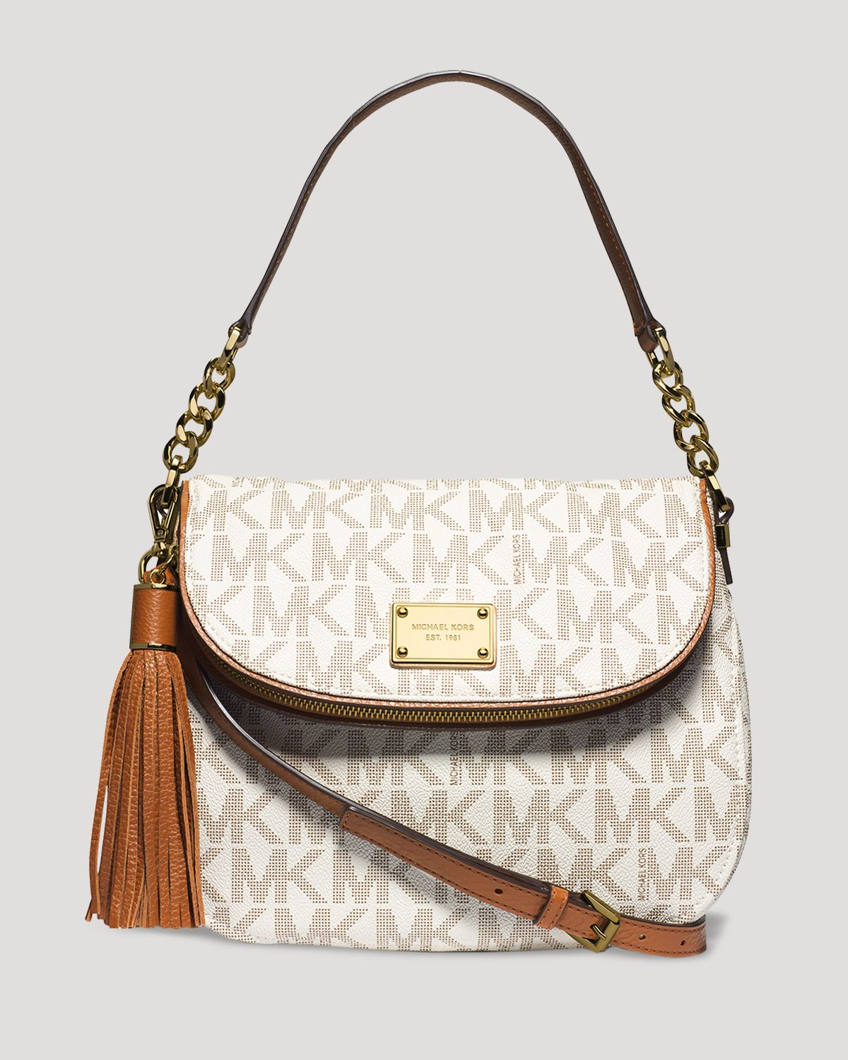 568db5bcf1210 ... get lyst michael michael kors shoulder bag medium bedford ta michael  kors bedford tassle convertible c75ff