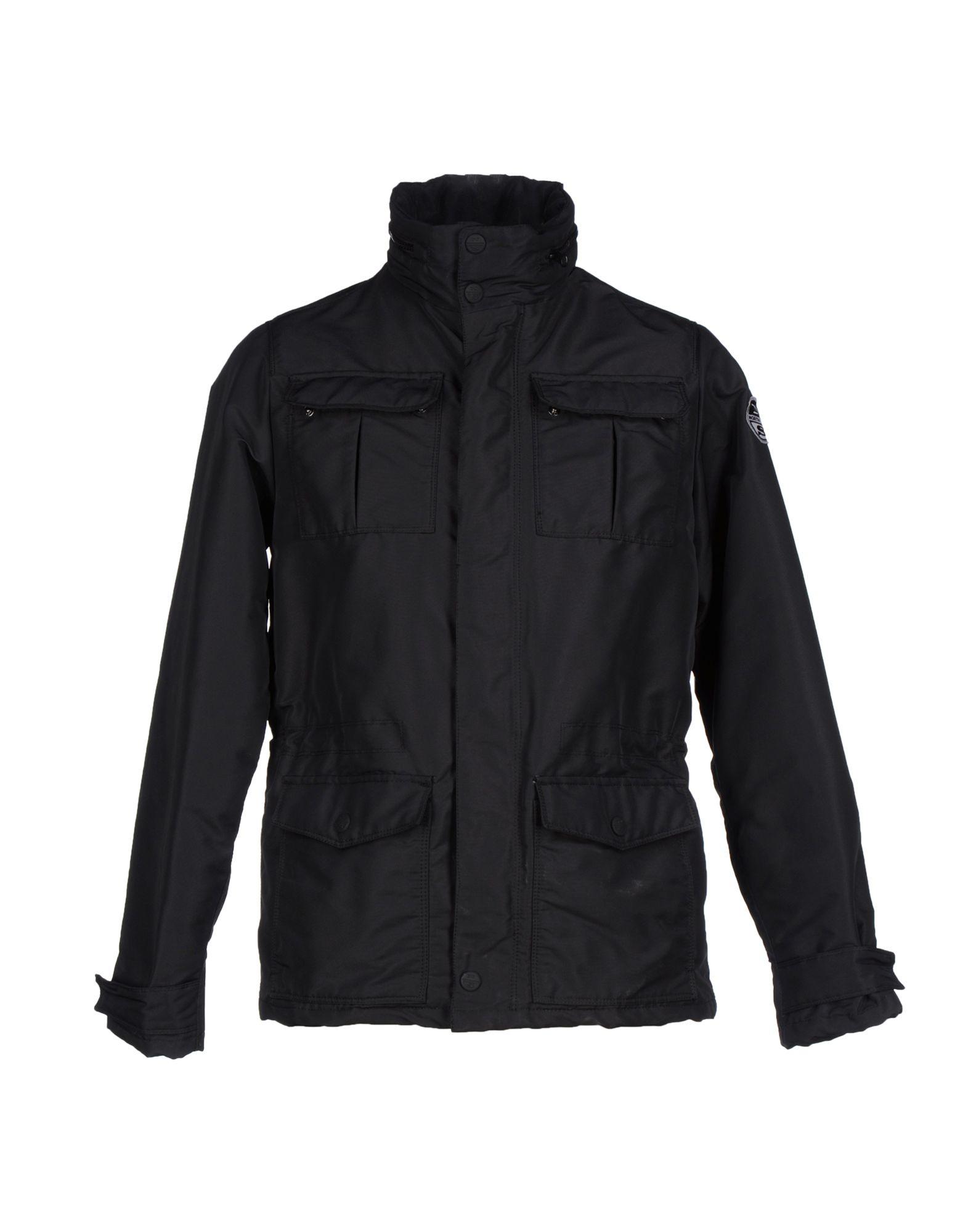 North Sails Jacket In Black For Men Lyst