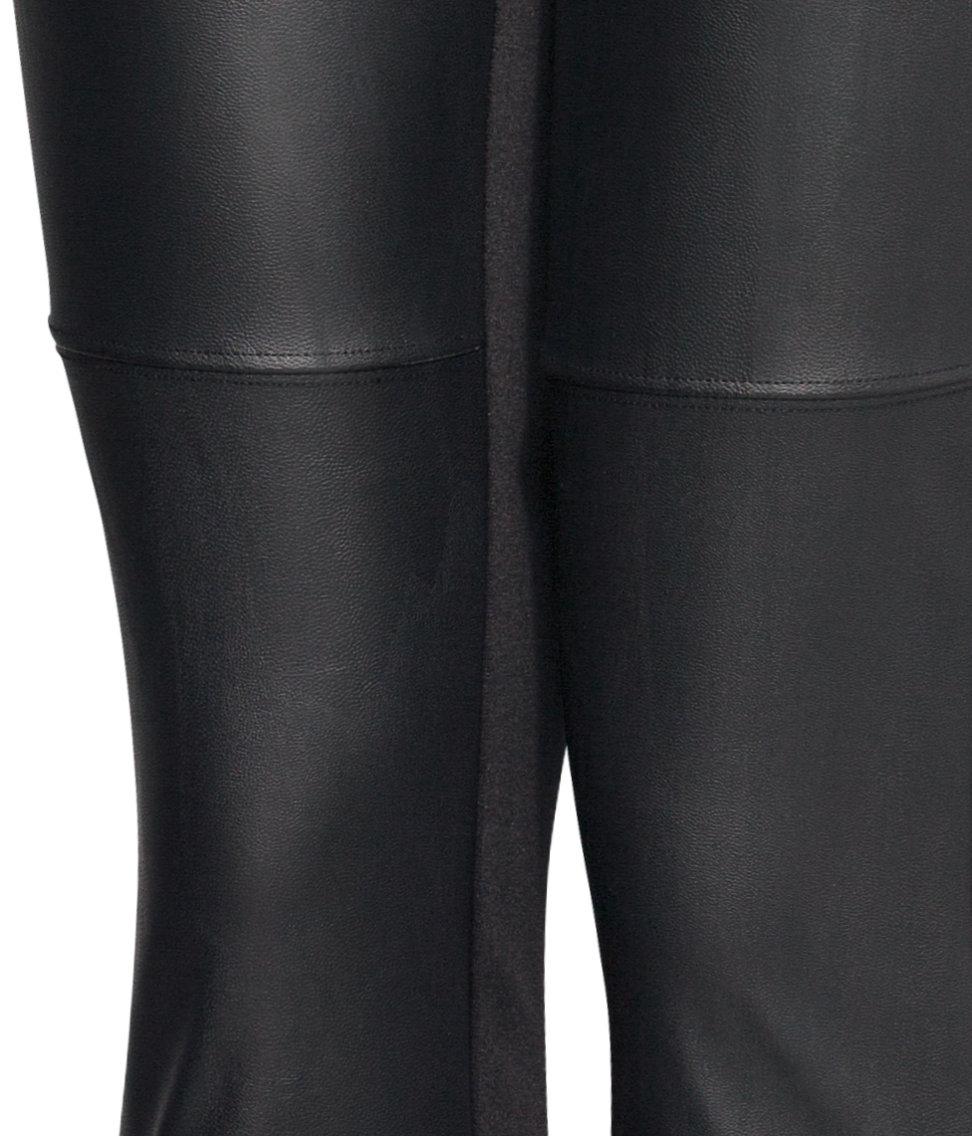 ed1f5d3f0e9d3 H&M Mama Jersey Leggings in Black - Lyst