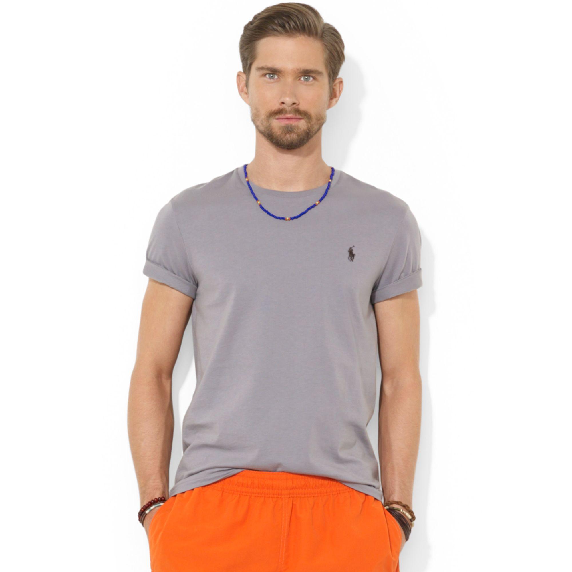 Polo Customfit Cotton Jersey T Shirt