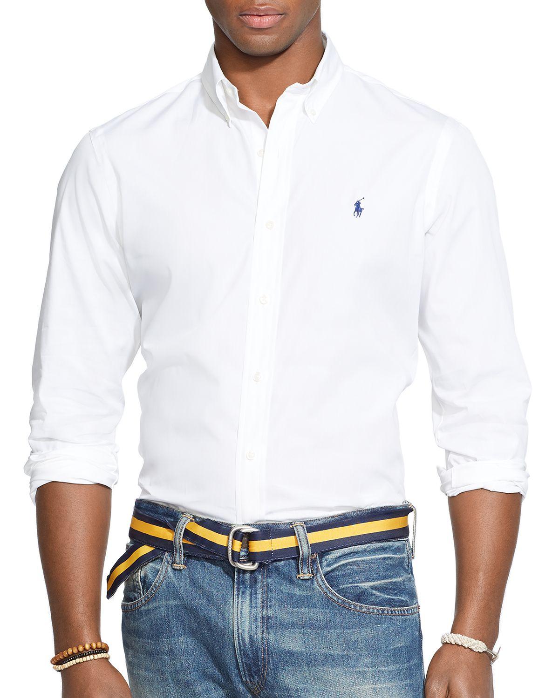 Ralph Lauren Sport Shirt Fit Guide 52