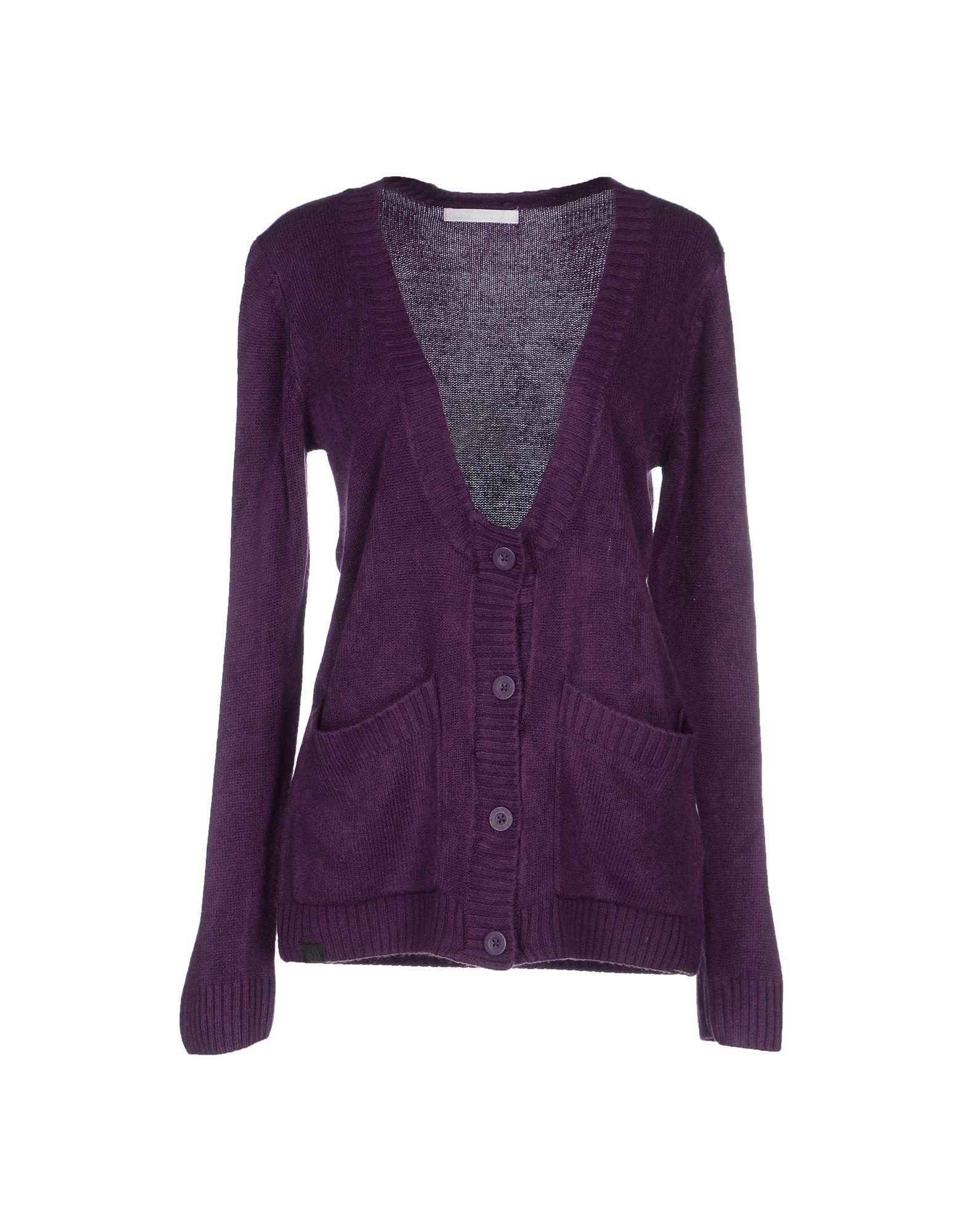 Cheap monday Cardigan in Purple | Lyst