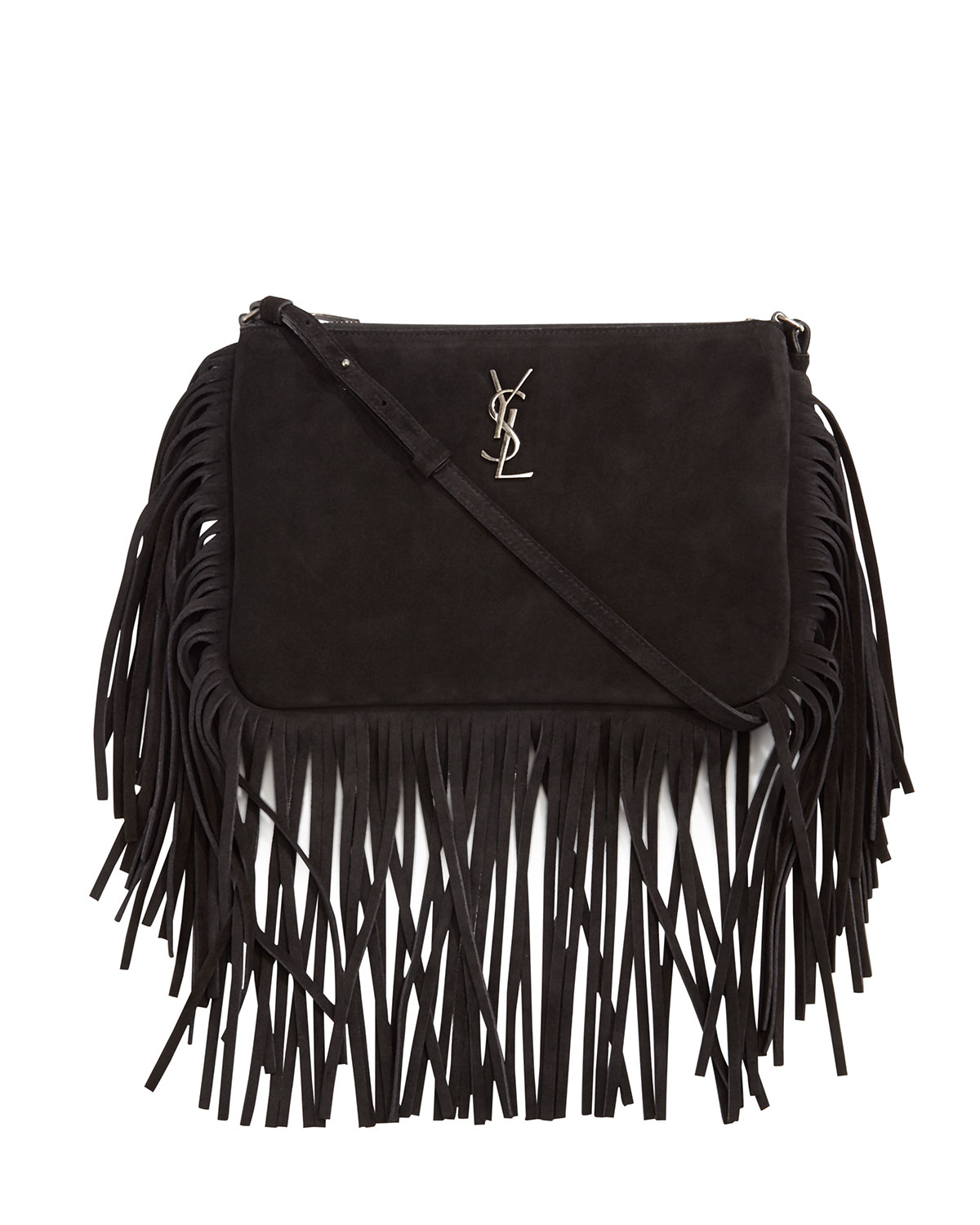 54617aab8a62 ... ysl shoulder tassel bag .