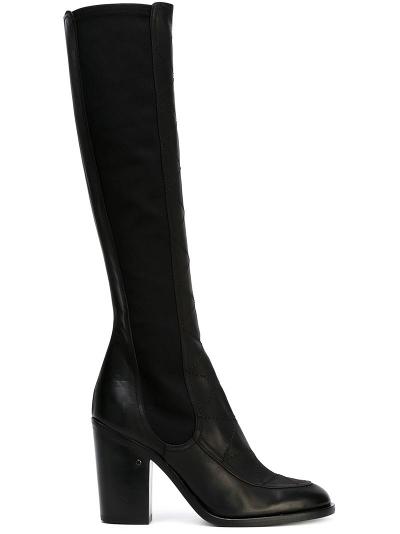 Find great deals on eBay for black knee length boot. Shop with confidence.