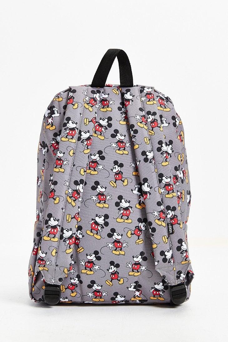 ce41667cd1e Lyst - Vans Disney Old Skool Ii Backpack in Gray for Men