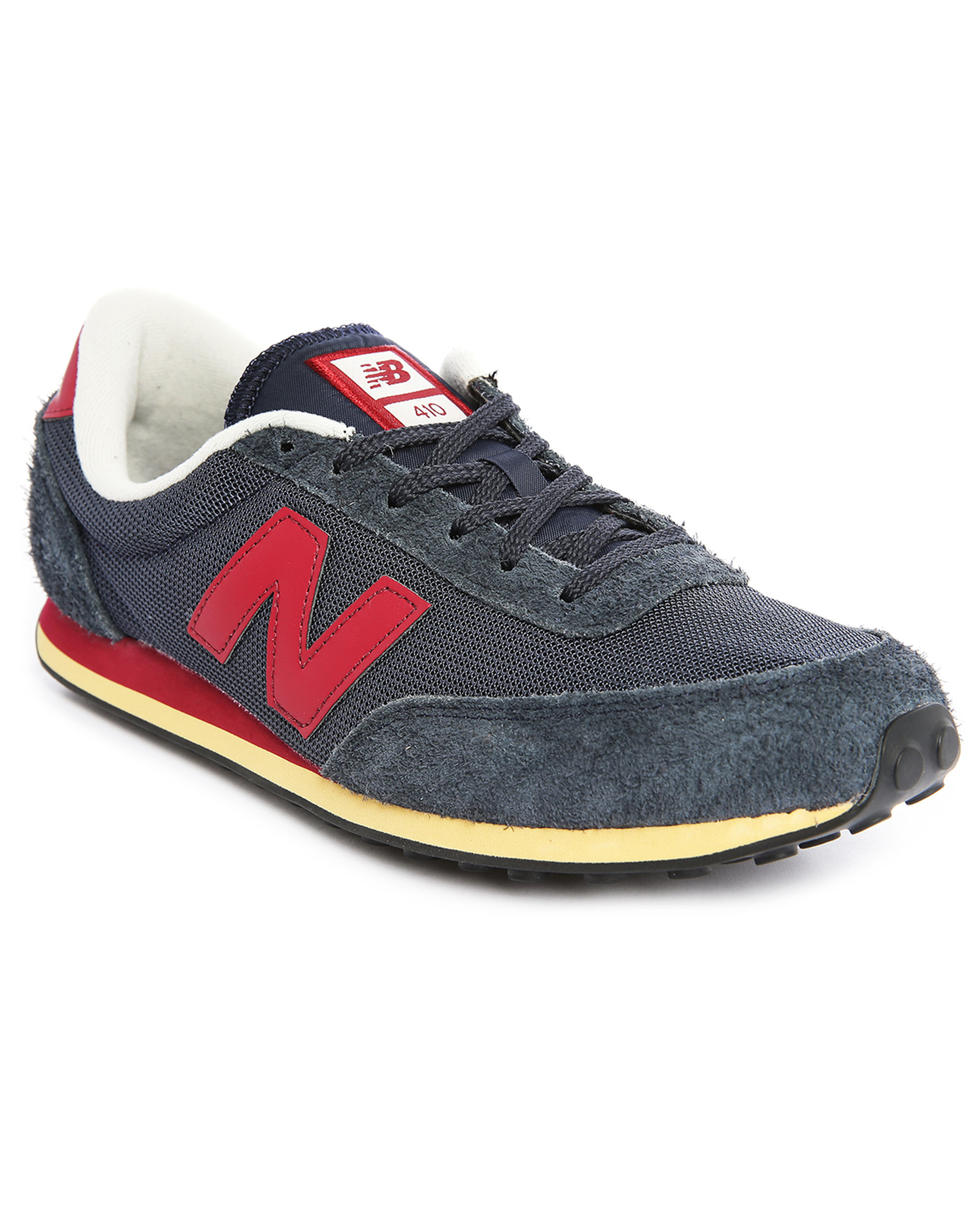new balance 410 navy and red
