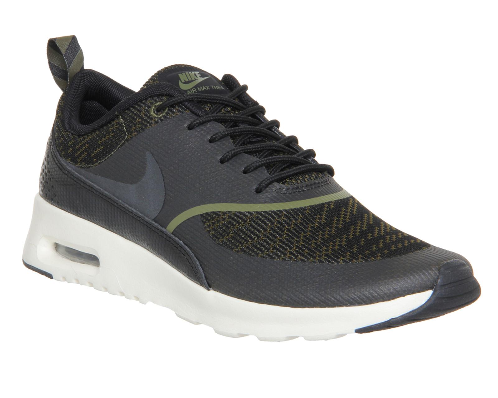1cd0a94c28b1 Lyst - Nike Air Max Thea in Green