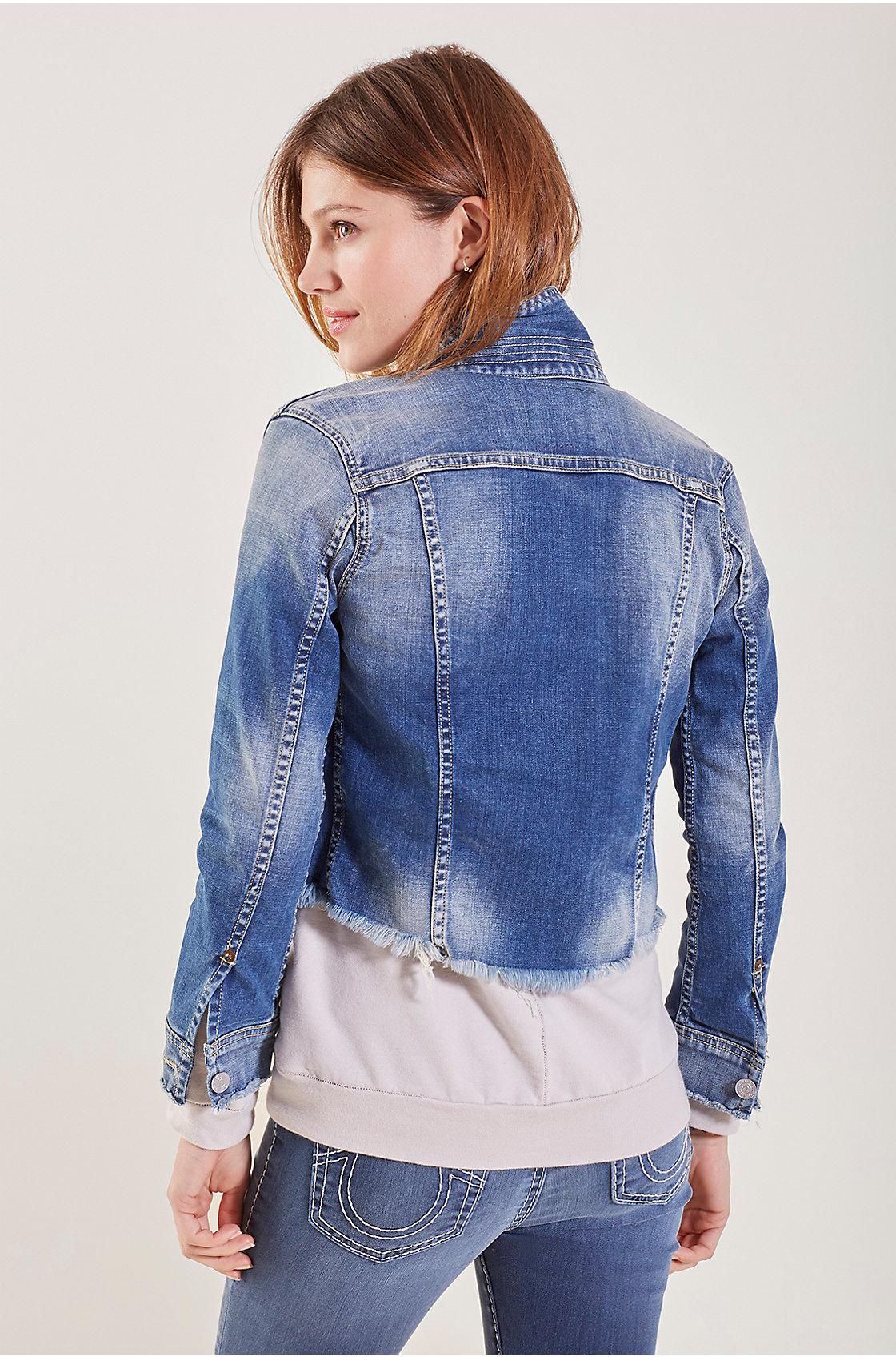 True religion jacket women