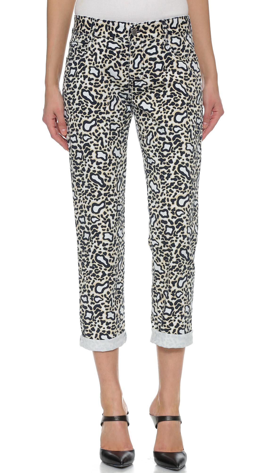 Stella McCartney Denim The Tomboy Jeans - Multi