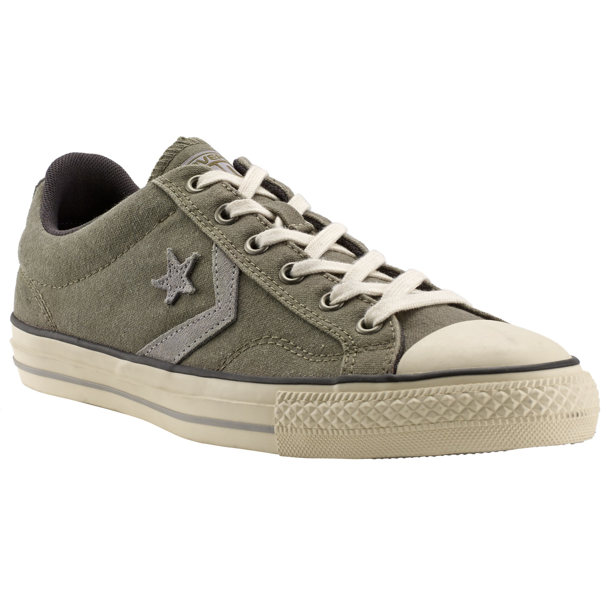 Converse Cons Star Player Ox Trainers in Green for Men - Lyst 8d399cbaa