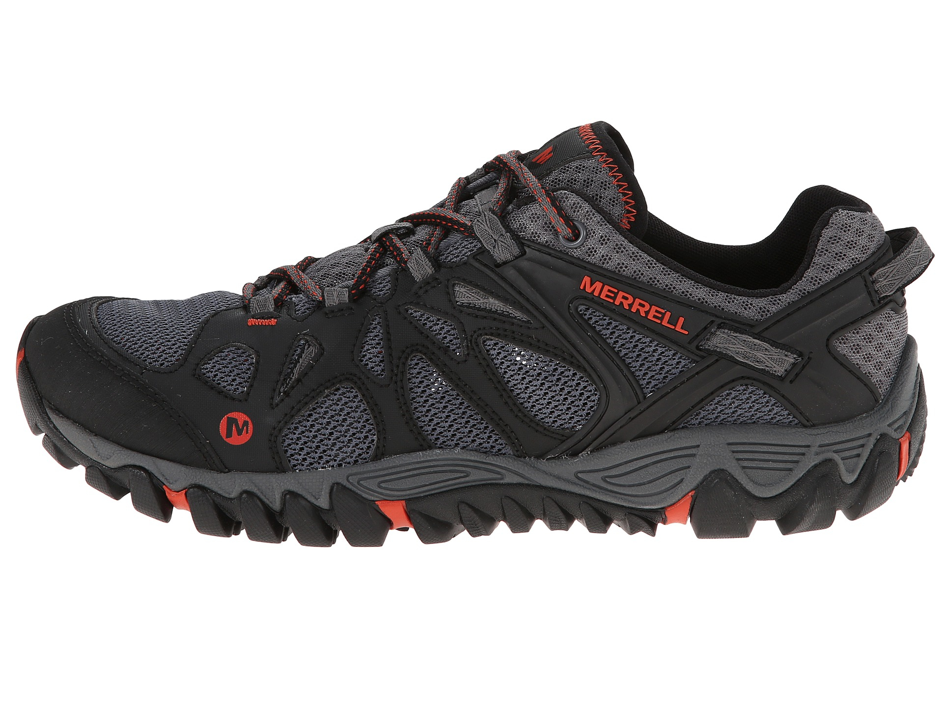 Merrell All Out Blaze Aero Sport In Black For Men Lyst