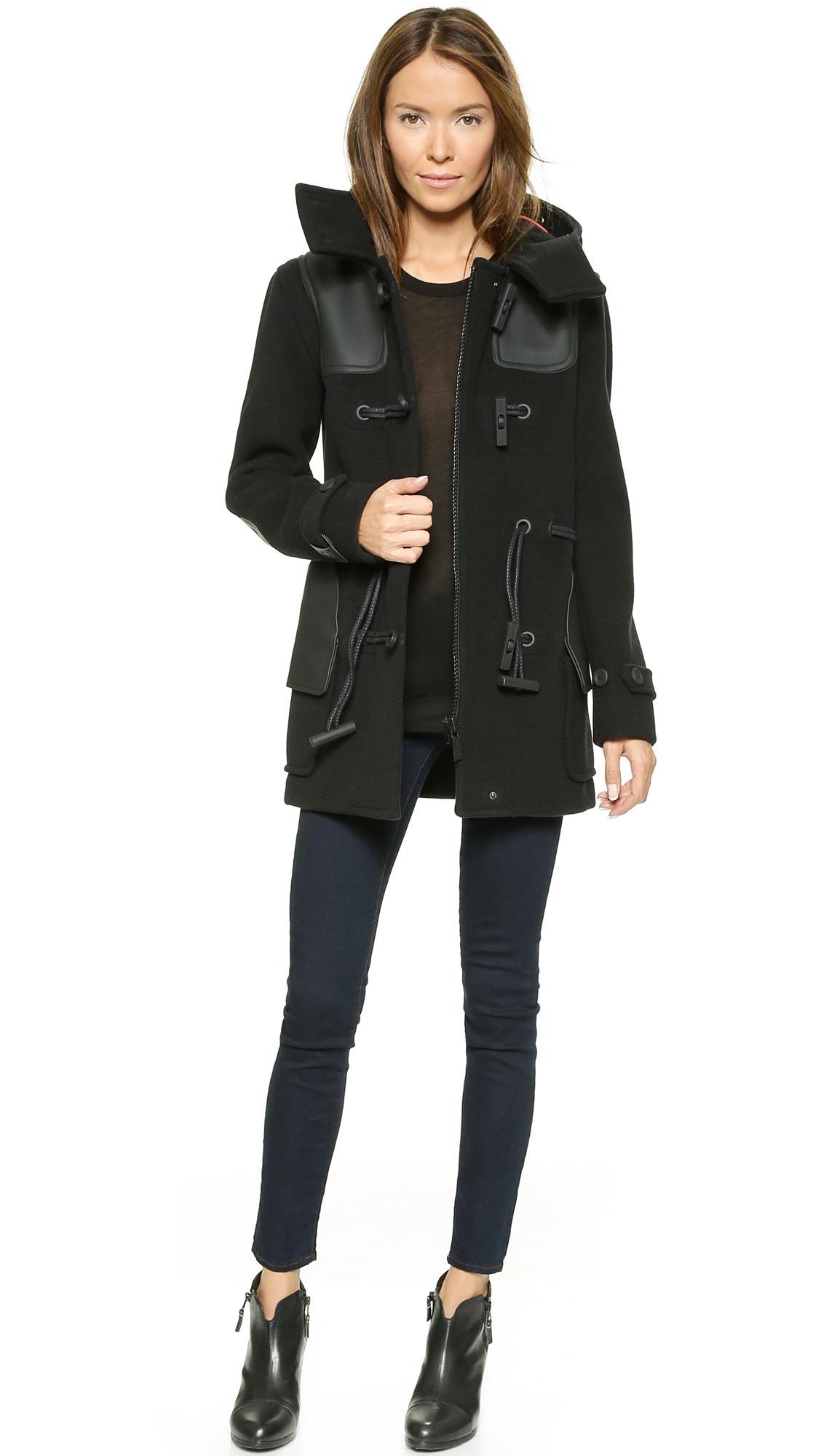 cdd0a87168aae Gallery. Previously sold at: Shopbop · Women's Duffle Coats
