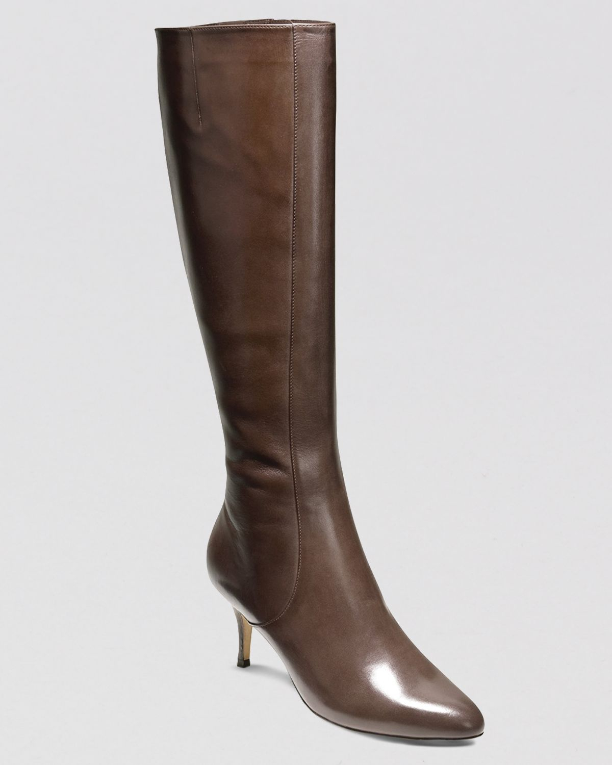 cole haan dress boots carlyle in brown lyst