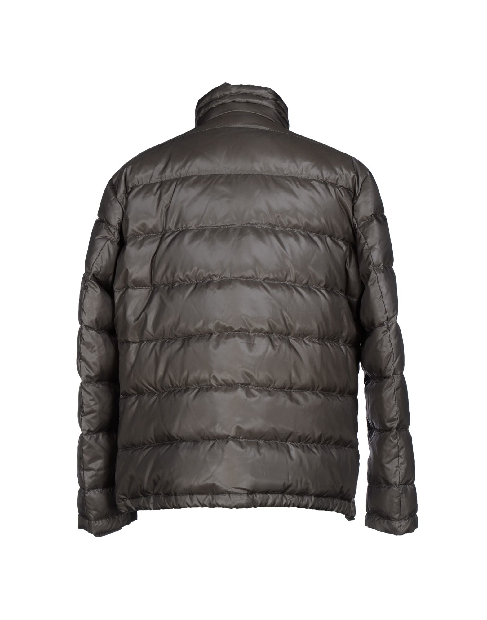 Harmont & Blaine Down Jacket in Lead (Grey) for Men
