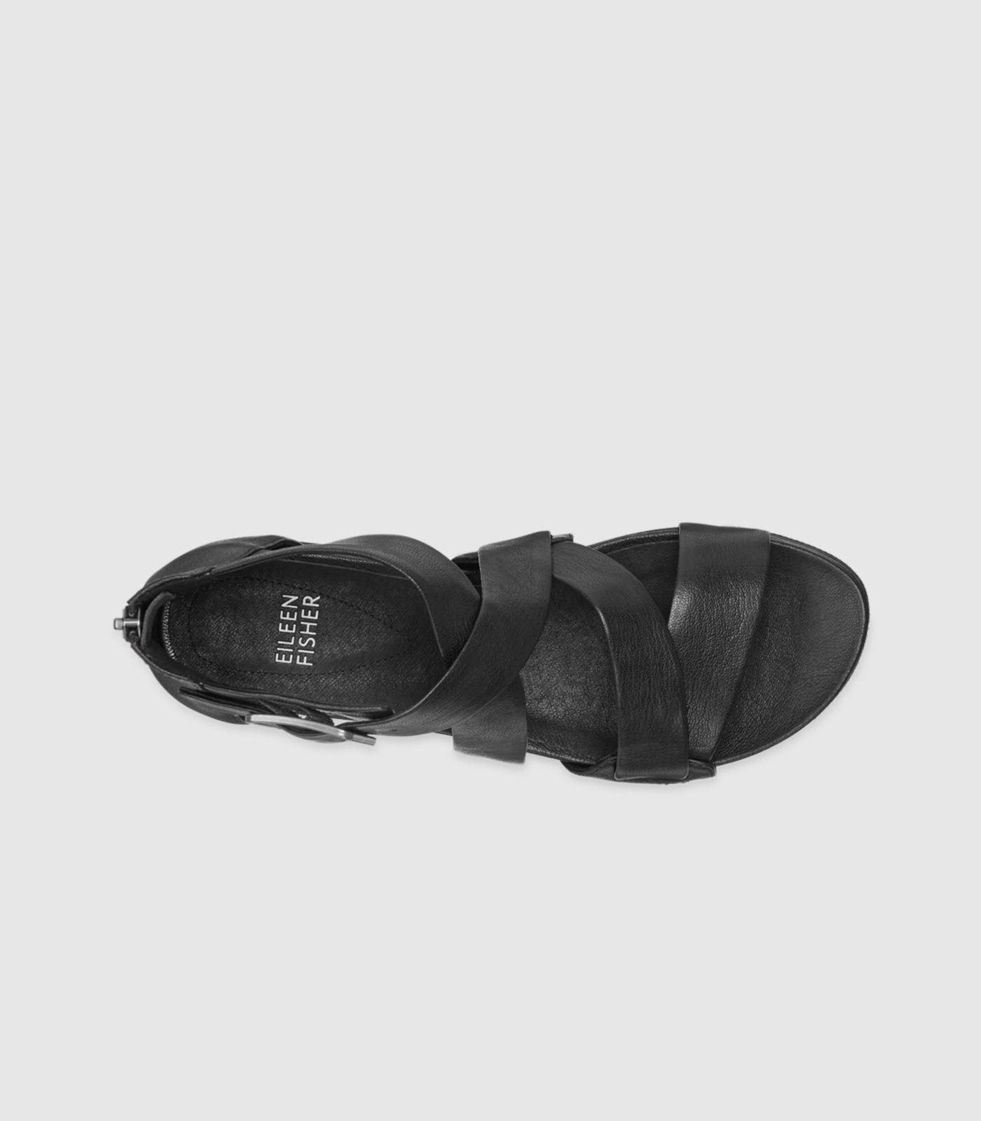 Eileen Fisher Boost Washed Leather