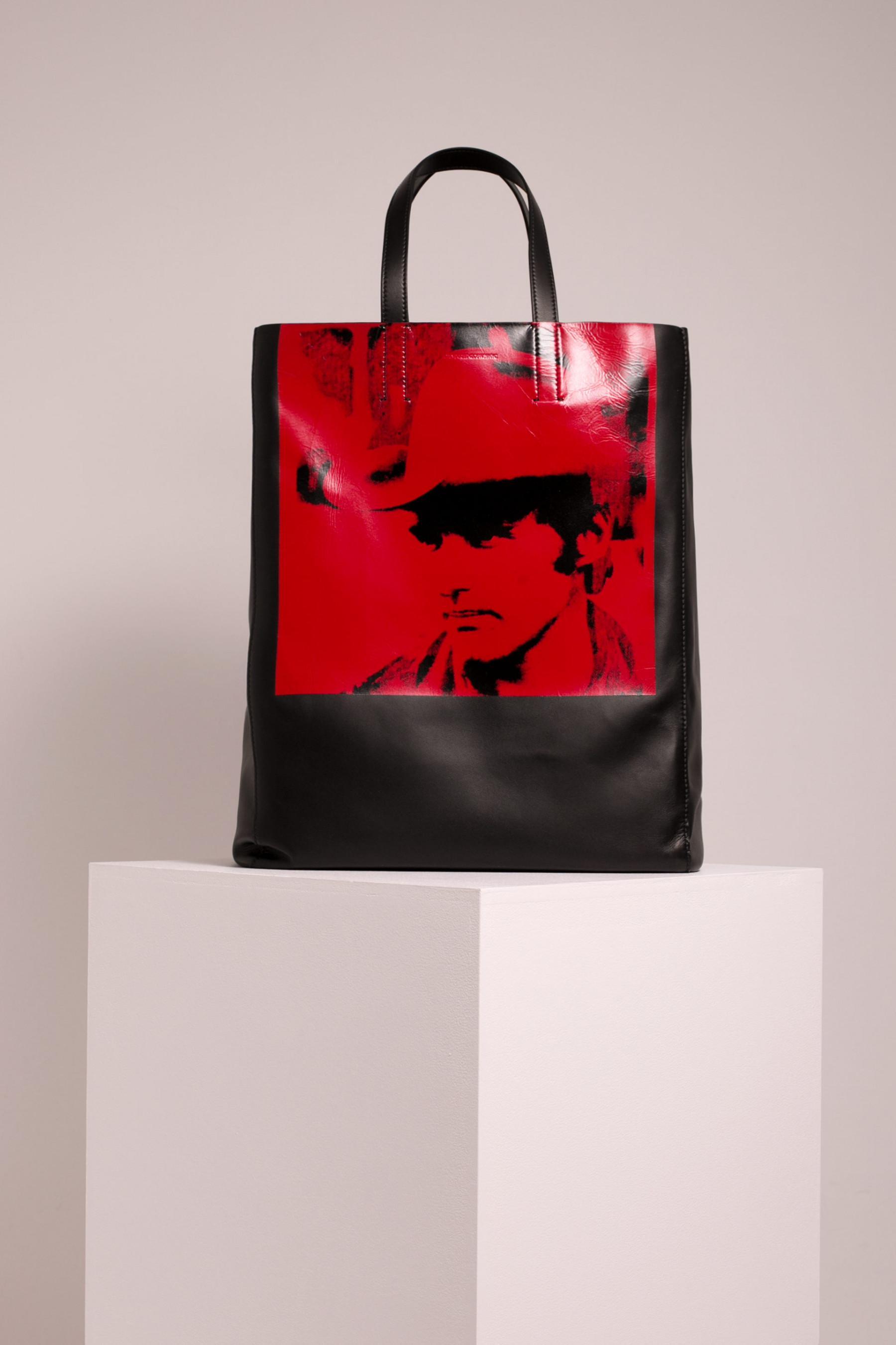 Dennis Sac Fourre-tout De La Trémie - Noir Calvin Klein 205w39nyc dBGFjo5ey