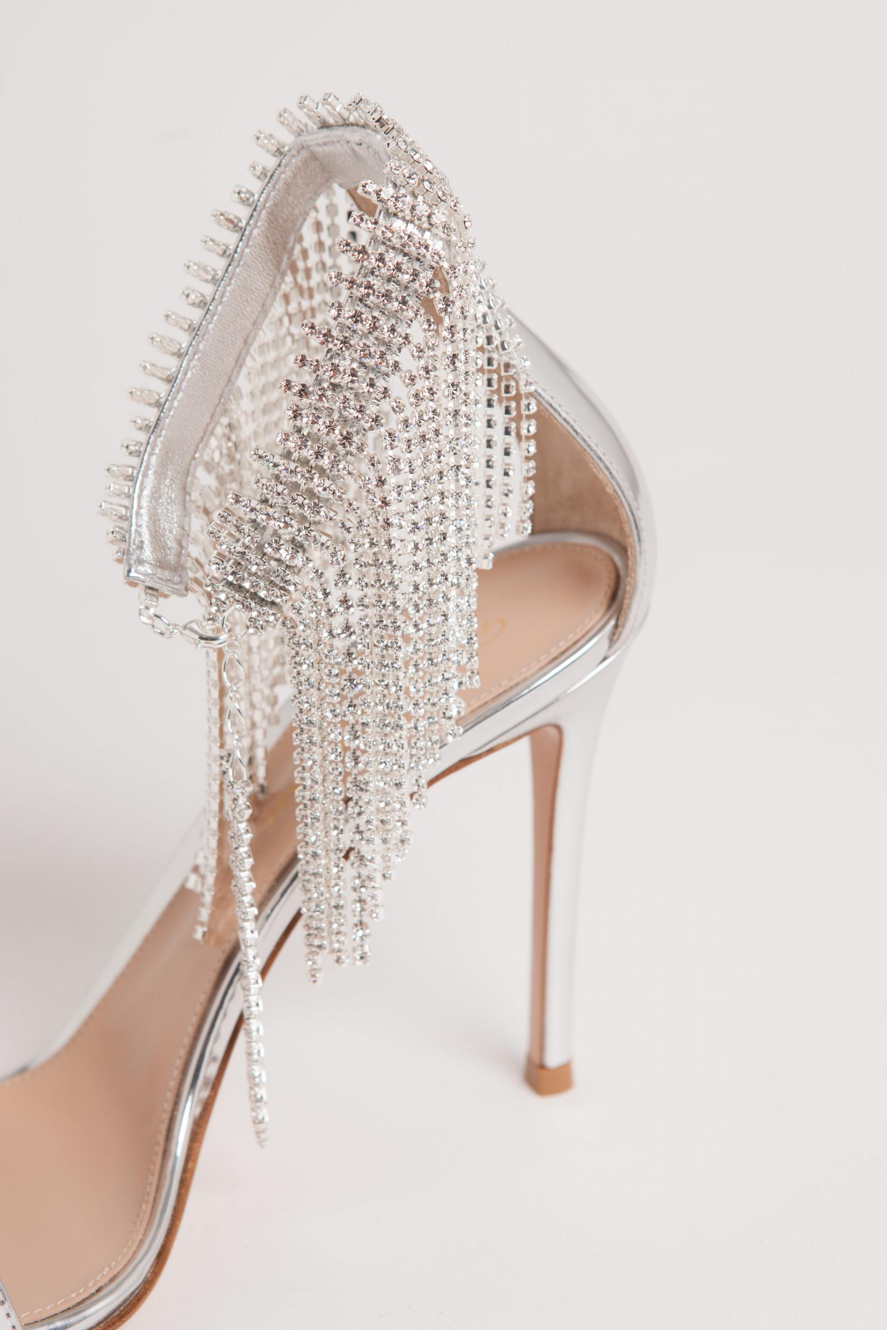 Sandales De Jasmin Gianvito Rossi - Métalliques 6LAgRaN83