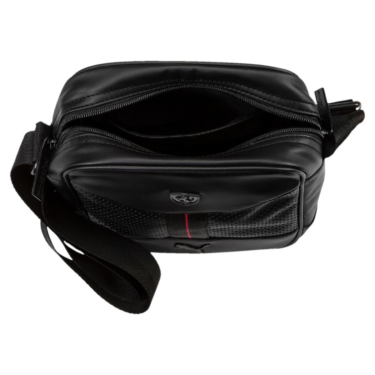 Puma Ferrari Portable Bag in Black for Men - Lyst 465b9371e4d2e
