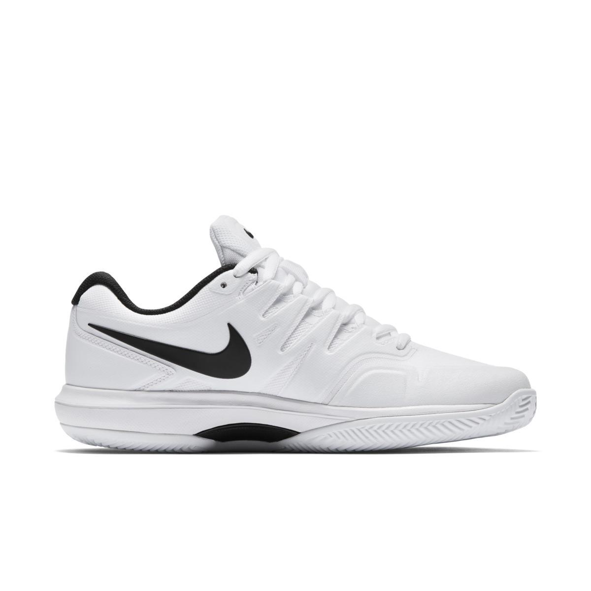 b70b51f12028 Nike Air Zoom Prestige Hc Men s Tennis Shoe in White for Men - Lyst