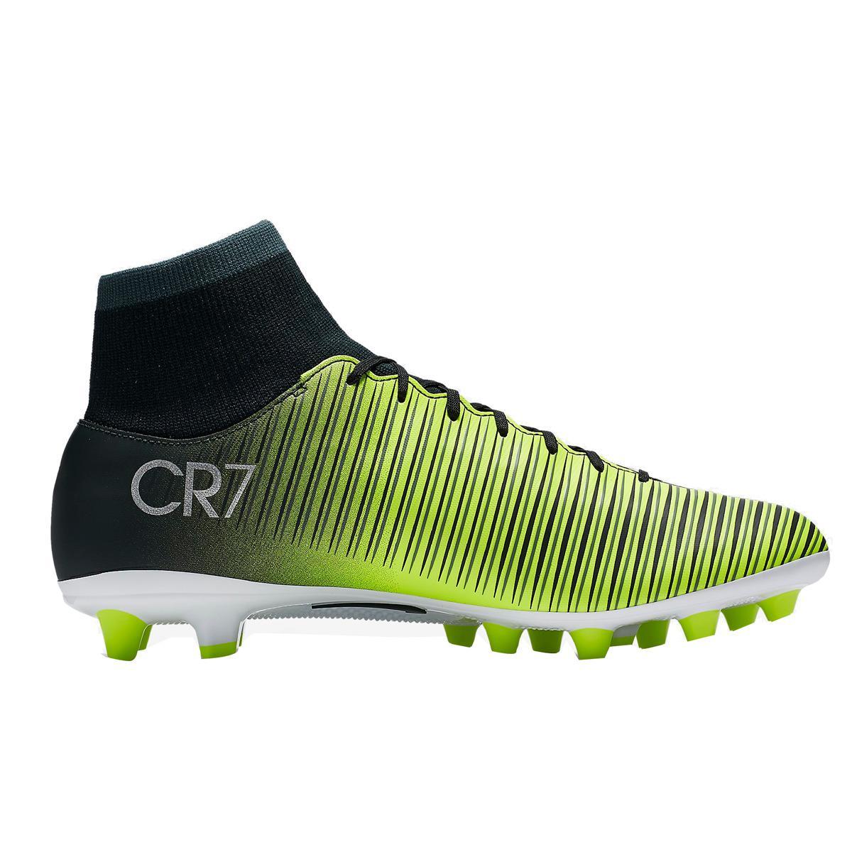 8f0ea8437 Lyst - Nike Mercurial Victory Vi Dynamic Fit Cr7 Ag-pro Football ...