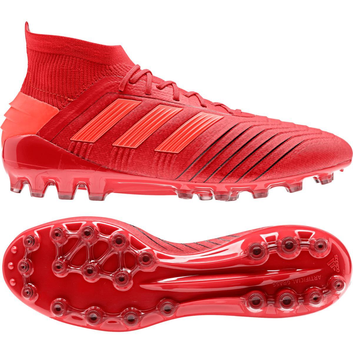 new arrival c307a c64f5 Adidas - Predator 19.1 Ag Football Boots for Men - Lyst. View fullscreen