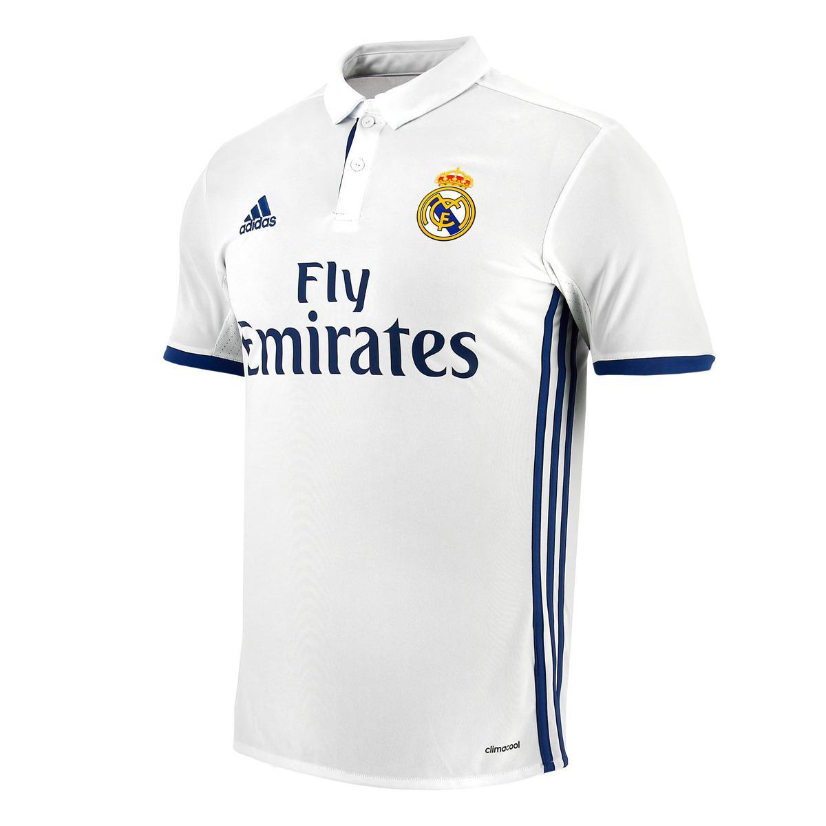 e2adfbdc7b8 adidas Originals Real Madrid Cf Uefa Champions League 2016-2017 Bale ...