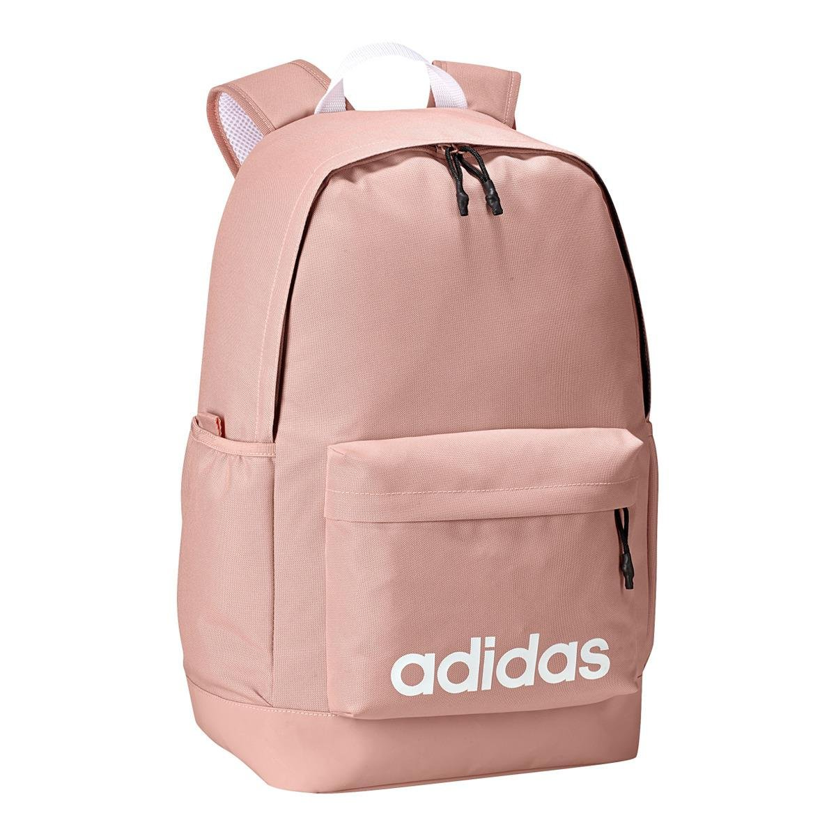 7ea2db77059f Lyst - Adidas Neo Daily Backpack in Pink