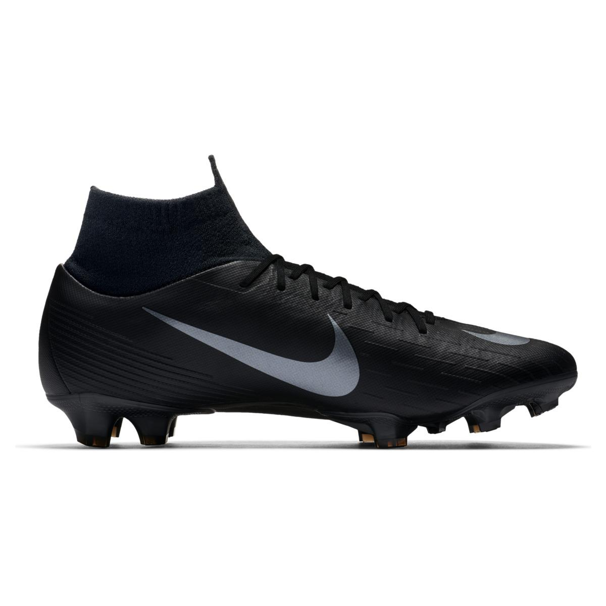 sports shoes b3024 281d9 Nike Superfly 6 Pro Fg Football Boots in Black for Men - Lyst