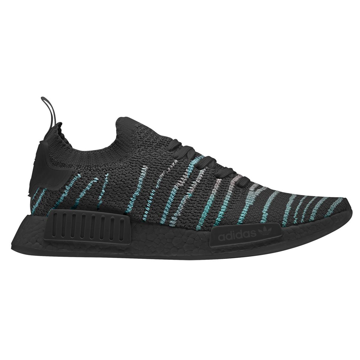 0ee3fd8eb Lyst - adidas Originals Nmd r1 Stlt Parley Pk Casual Trainers in ...