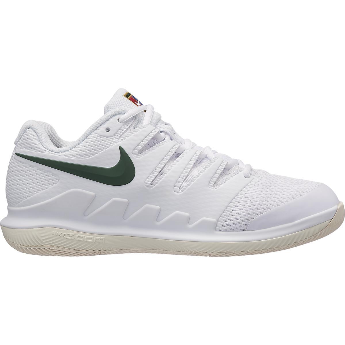 carril Equipar Rebaño  Nike Air Zoom Vapor X Hc Tennis Shoes in White - Lyst