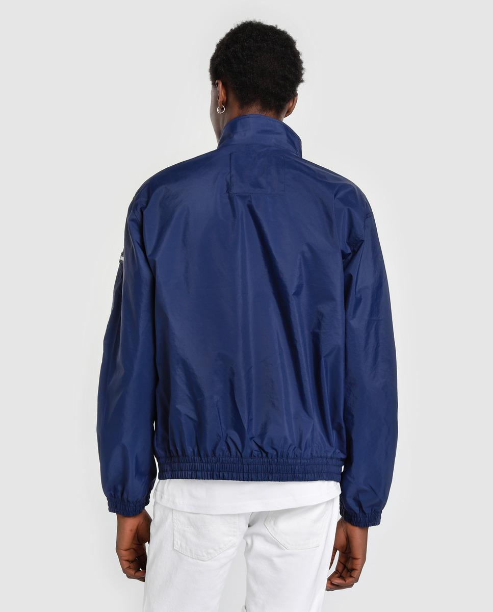 bfecc721 Tommy Hilfiger Blue Jacket With A Polo Neck in Blue for Men - Lyst