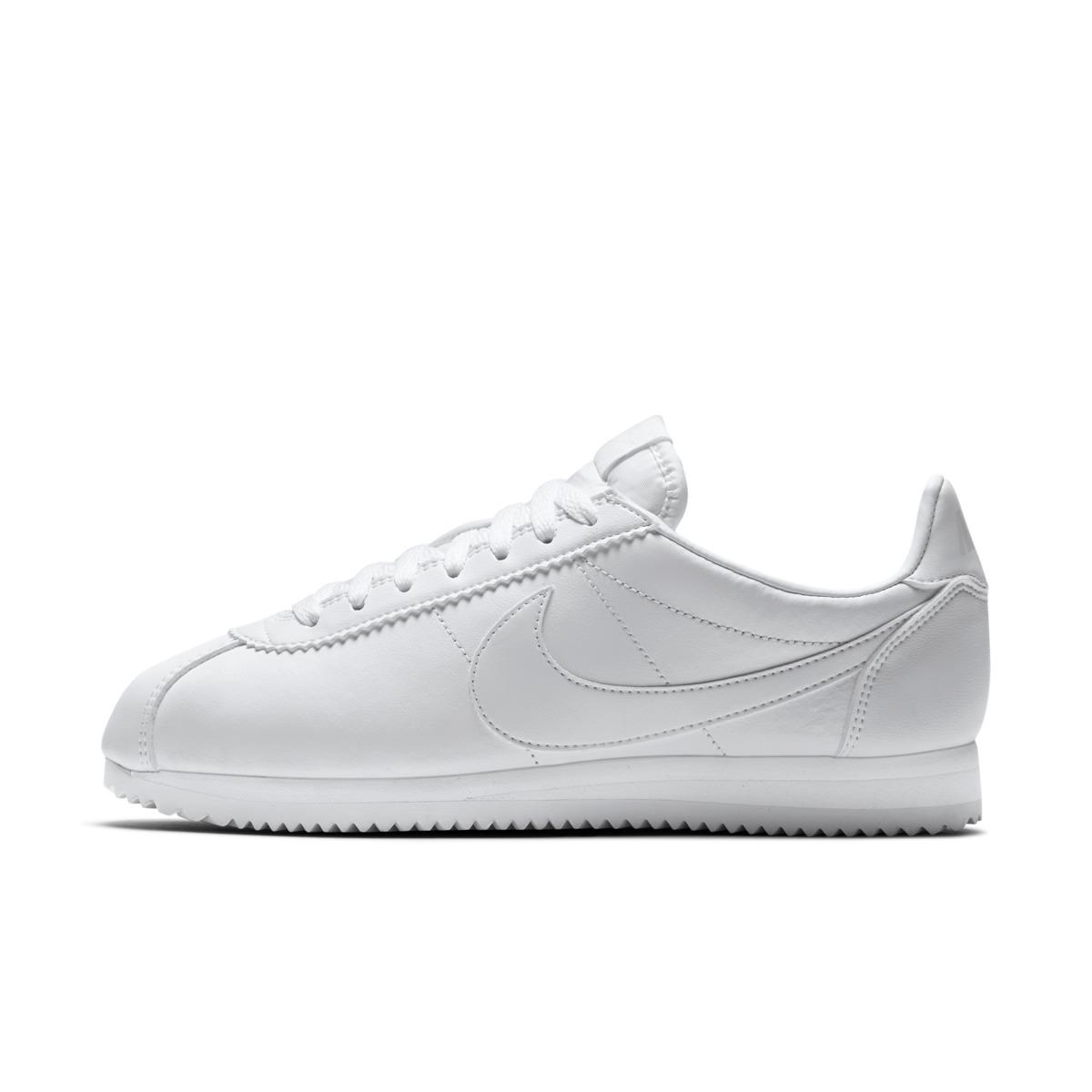 nike classic cortez donna leather