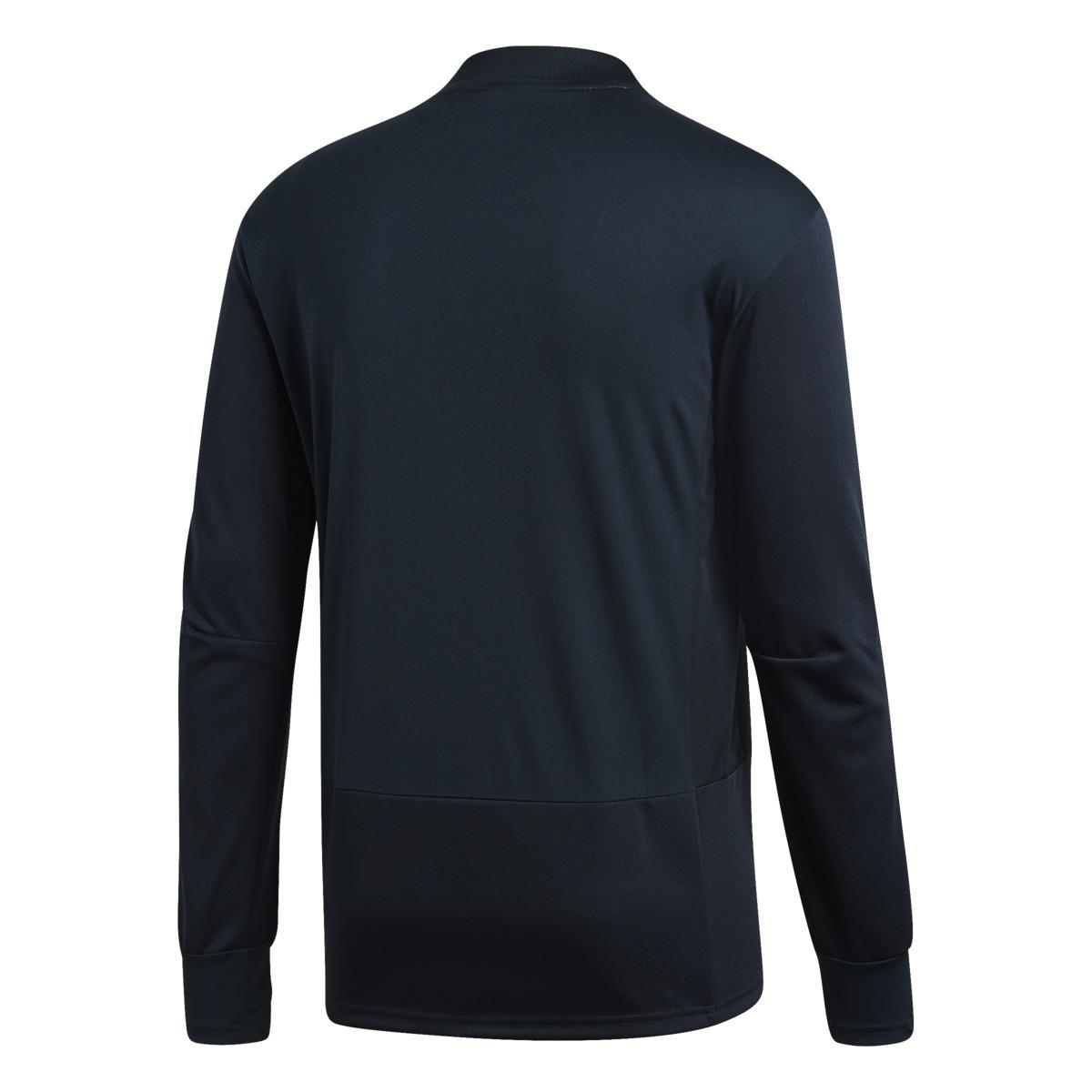 bbadc610f13 Adidas - Gray Real Madrid Cf 2018-2019 Training Shirt for Men - Lyst. View  fullscreen