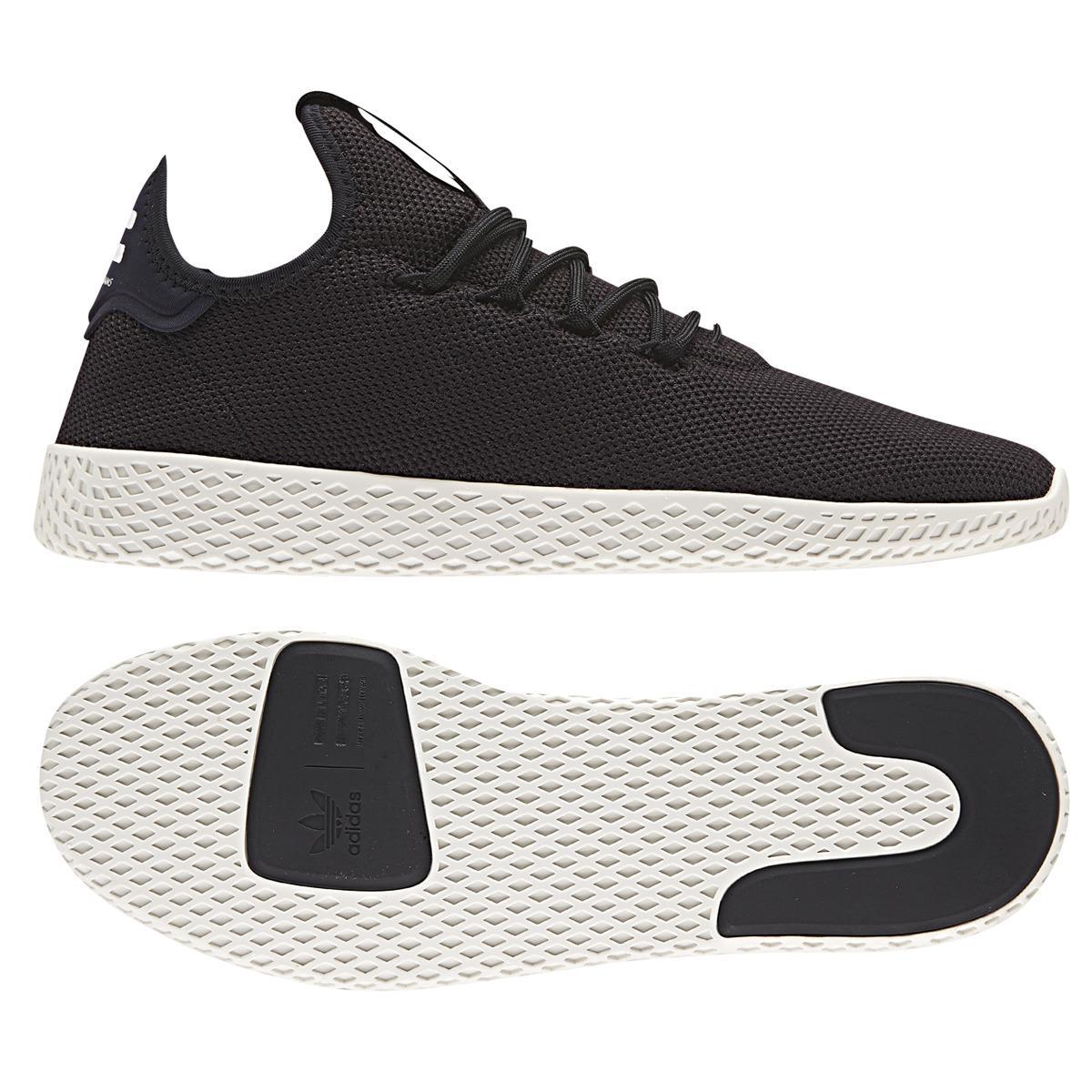 375841fecf6 Adidas Originals - Black Pw Tennis Hu Casual Trainers for Men - Lyst. View  fullscreen