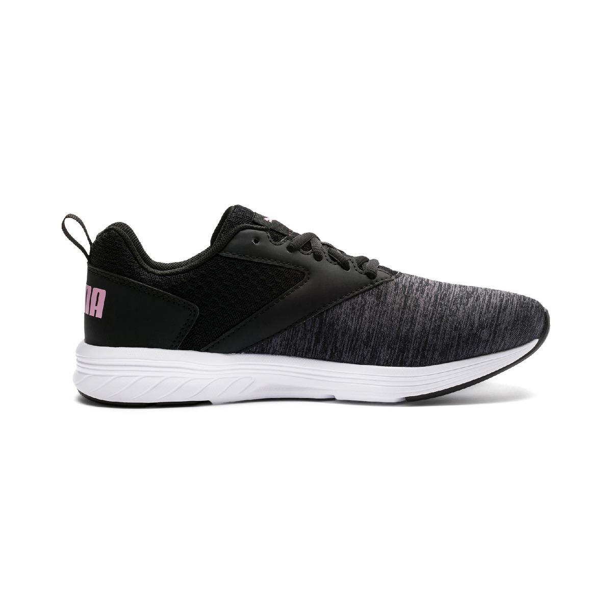 a5c9514fdfad Lyst - PUMA Nrgy Comet Running Shoes in Black