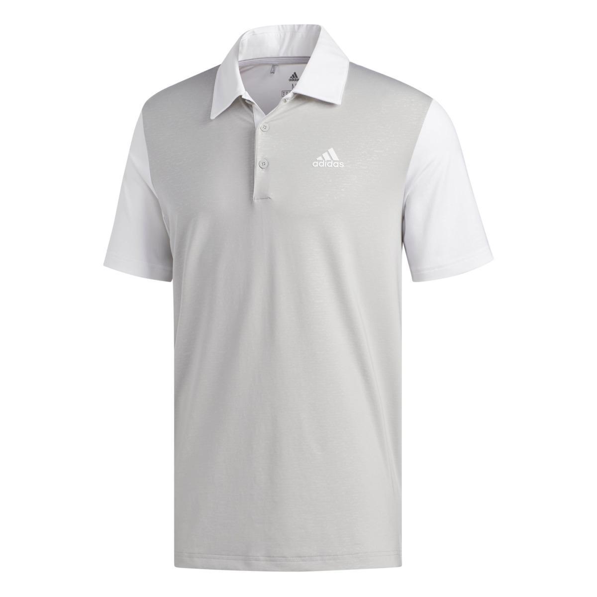 f469cf16 Adidas - White Ultimate 365 Camo Polo Shirt for Men - Lyst. View fullscreen