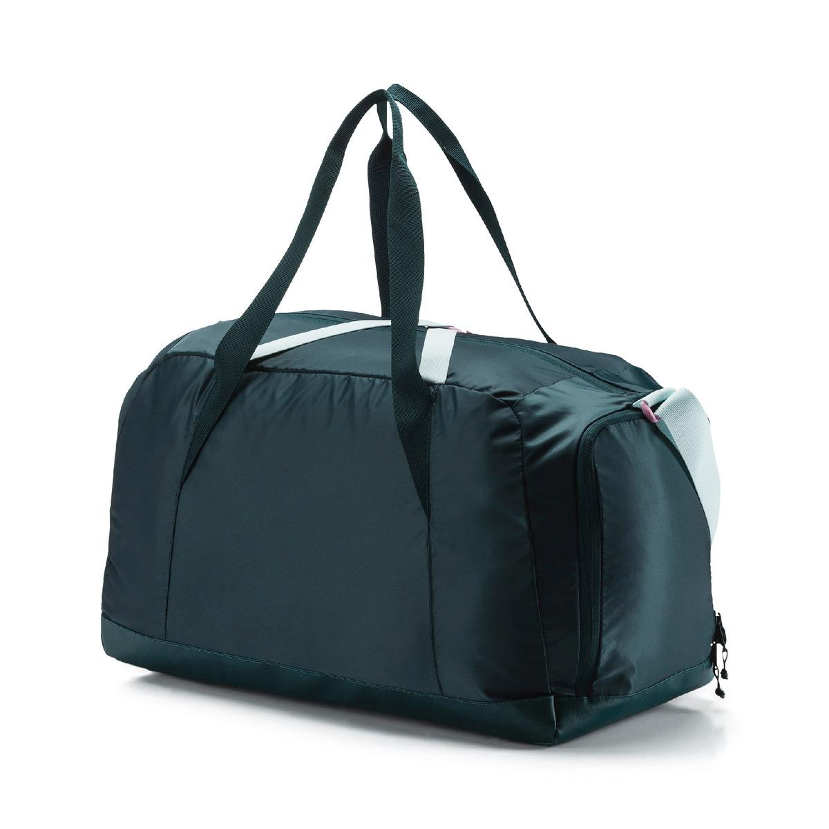 92d5fc82224475 Lyst - PUMA At Duffle Sports Bag in Green
