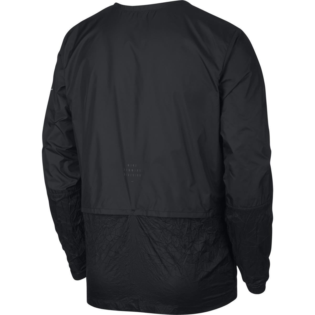 16f6862a90d5 Nike - Black Crew Windcheater Jacket for Men - Lyst. View fullscreen