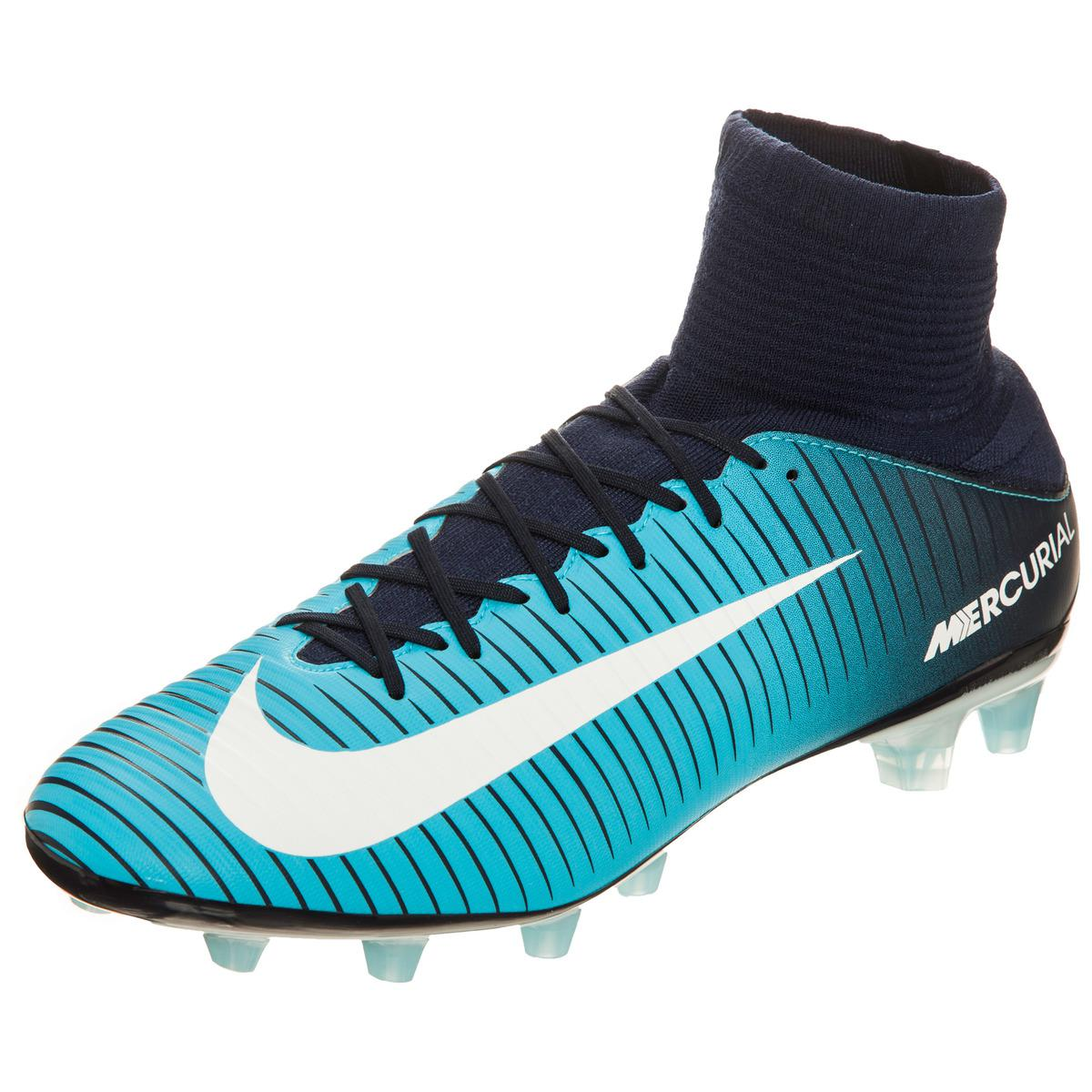 lyst nike mercurial veloce iii ag pro football boots in. Black Bedroom Furniture Sets. Home Design Ideas