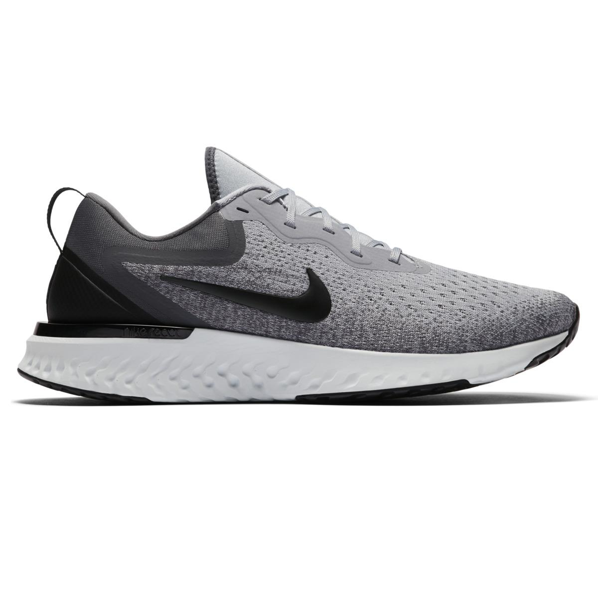 0fa63651d8a3 Nike Odyssey React Running Shoes in Gray for Men - Lyst